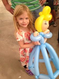 Cinderella and Child